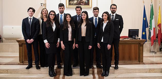 Il dipartimento di giurisprudenza di palermo per la prima for Lettere moderne