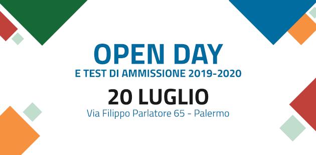 Calendario Esami Unica Giurisprudenza.Sabato 20 Luglio Open Day A Palermo Per I Corsi Di Laurea