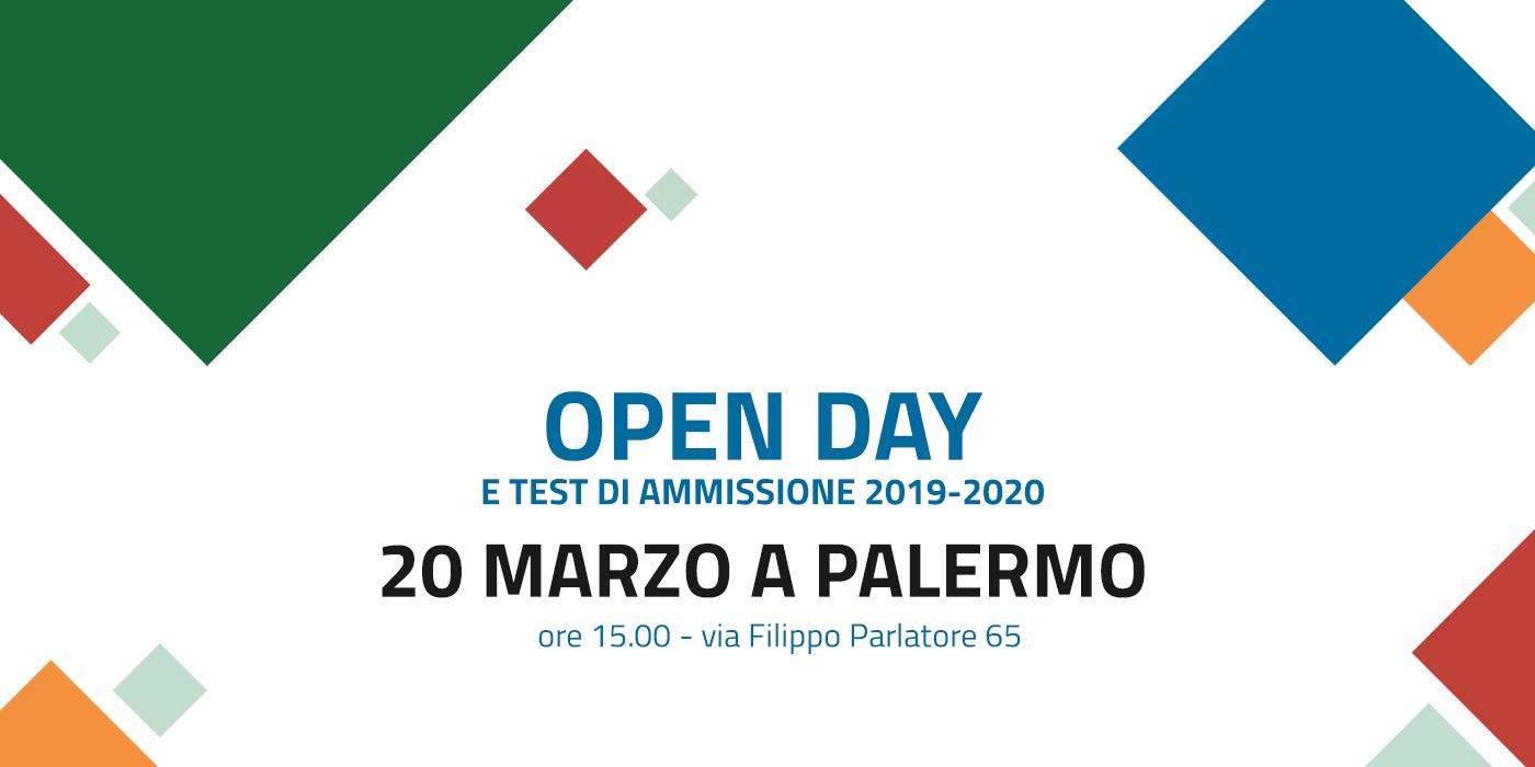 Calendario Unipa 2020.Il 20 Marzo 2019 Open Day Dell Universita Lumsa A Palermo